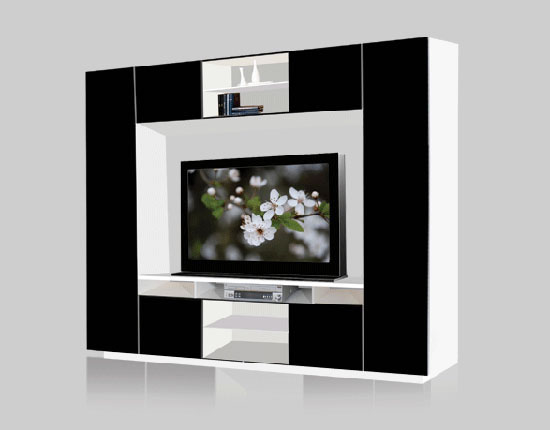 Keegan Wall Unit for Table Top TV