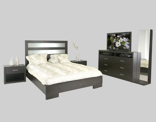 Denver Bedroom | ICON FURNITURE COLLECTION